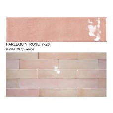 HARLEQUIN ROSE 7х28