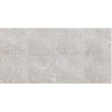 DEC.PATCHWORK SILVER LAPP.30X60